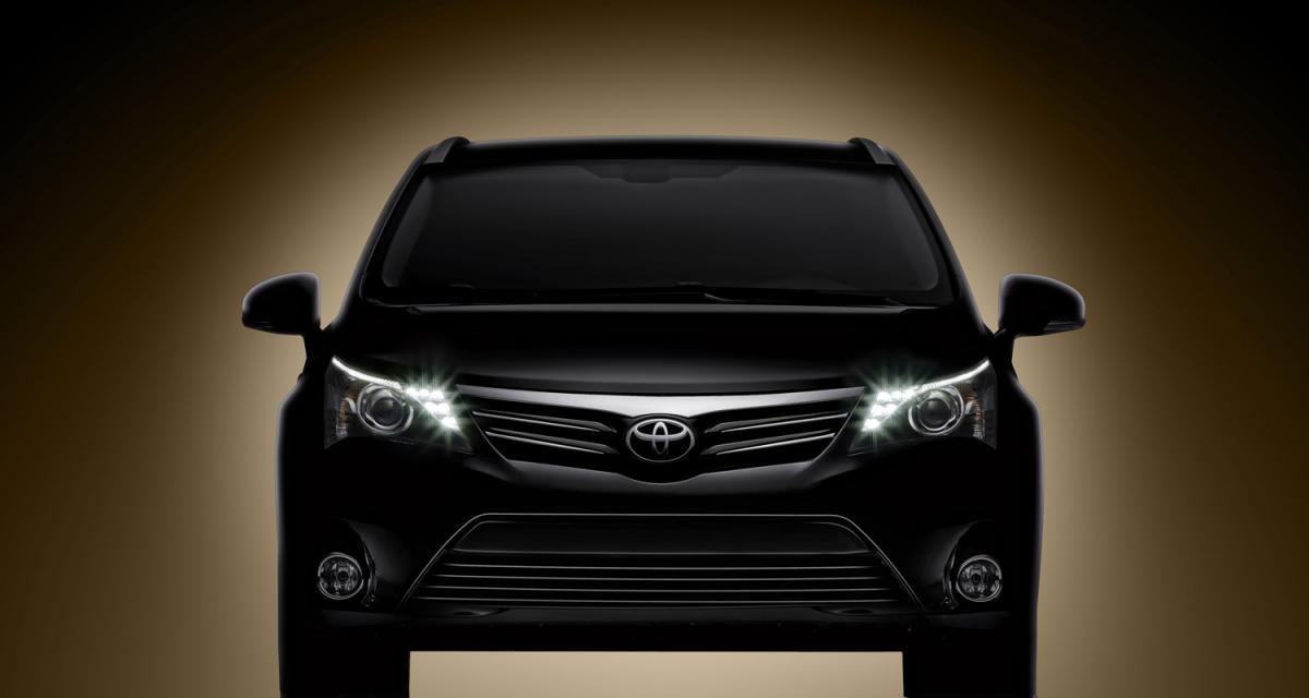Francfort 2011 : les nouveautés Toyota