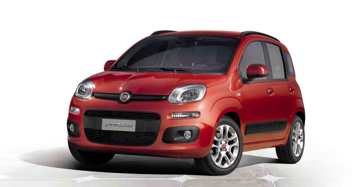 Francfort 2011 : Nouvelle Fiat Panda