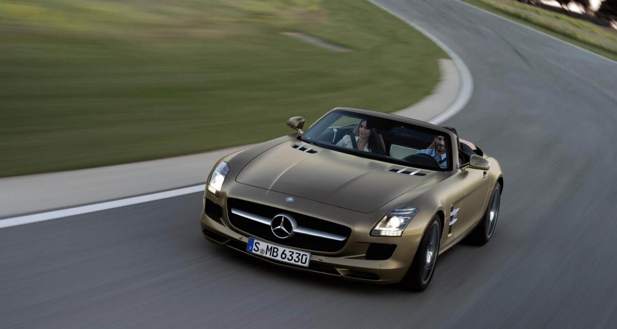 Mercedes : toutes les nouveautés 2012