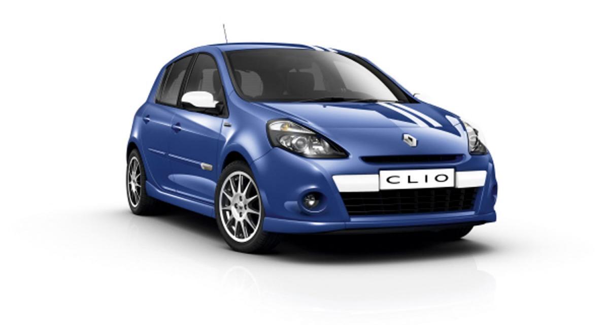 Renault Clio : adieu GT, bonjour Gordini