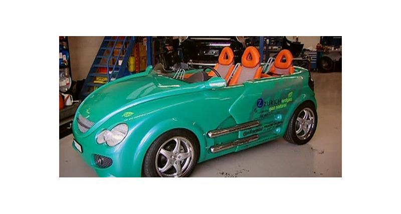 Zapping Autonews de la semaine : drift en Corvette, voiture extensible et acrobaties sur deux roues