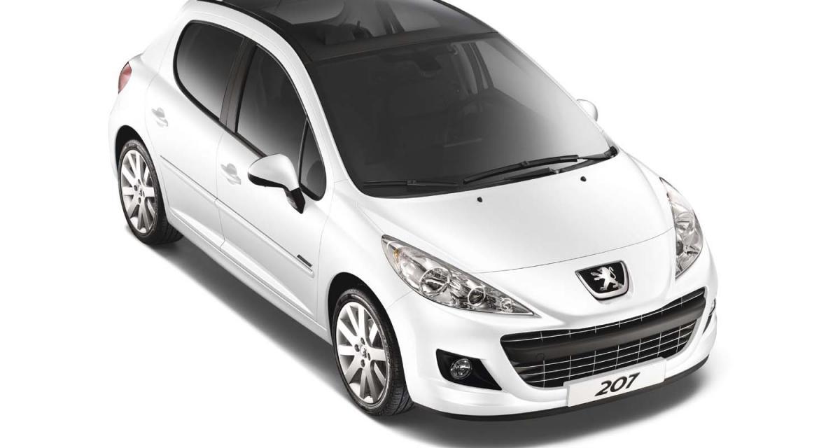 Peugeot : séries spéciales Family et Sportium