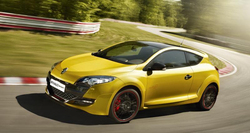 Renault Mégane RS Trophy : toujours plus sportive