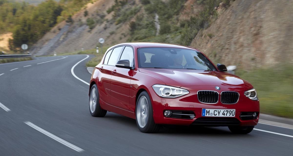 BMW Série 1 2012 : sans faire de bruit