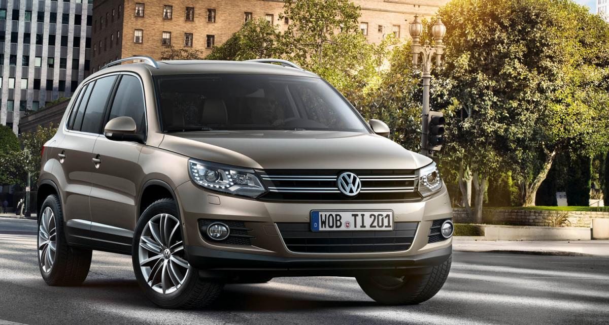 Volkswagen Tiguan restylé : à partir de 24 990 euros