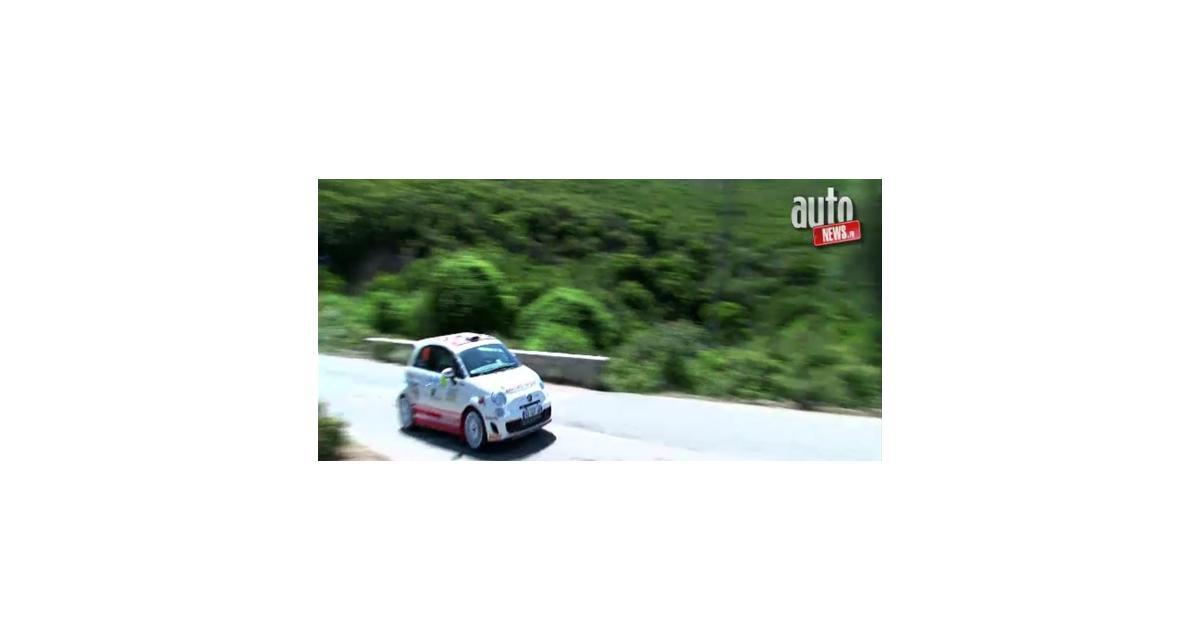 Vidéo exclusive : Tour de Corse en Abarth
