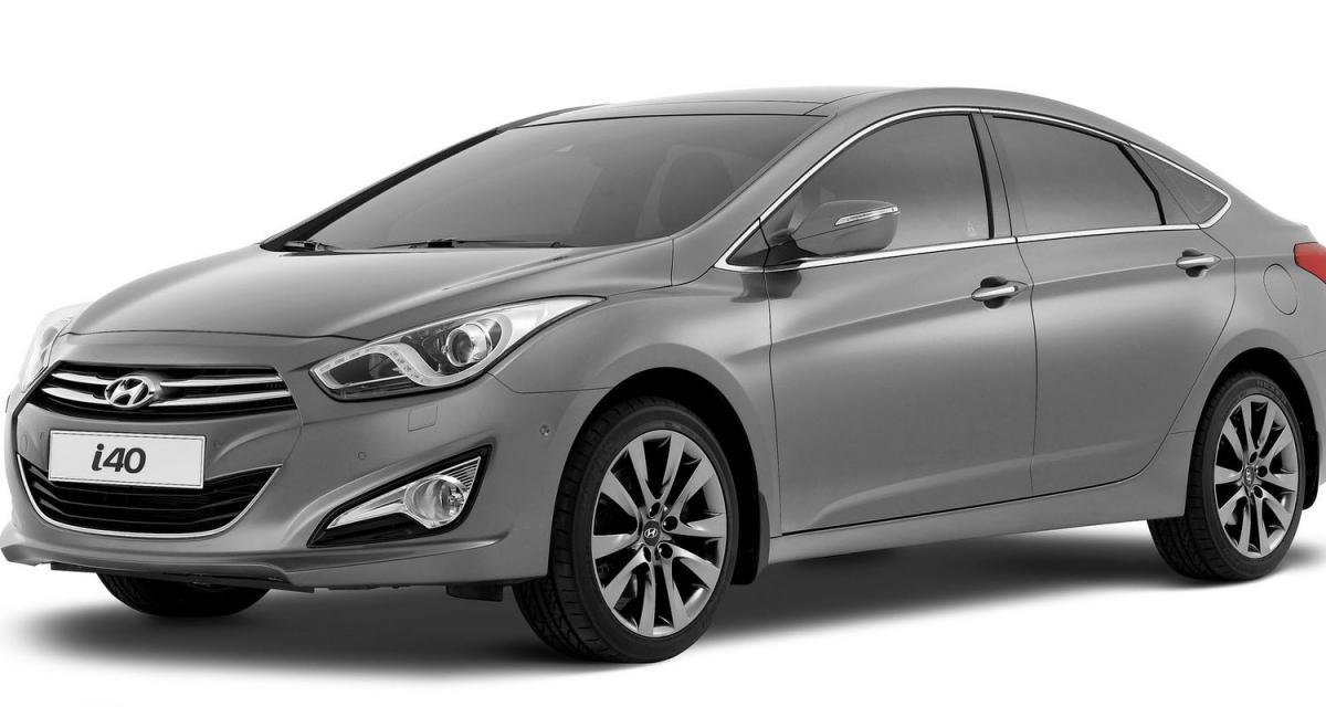 Barcelone 2011 : Hyundai i40