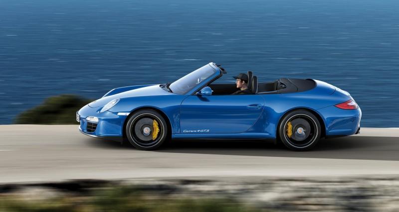 Porsche 911 Carrera 4 GTS : l'embarras du choix