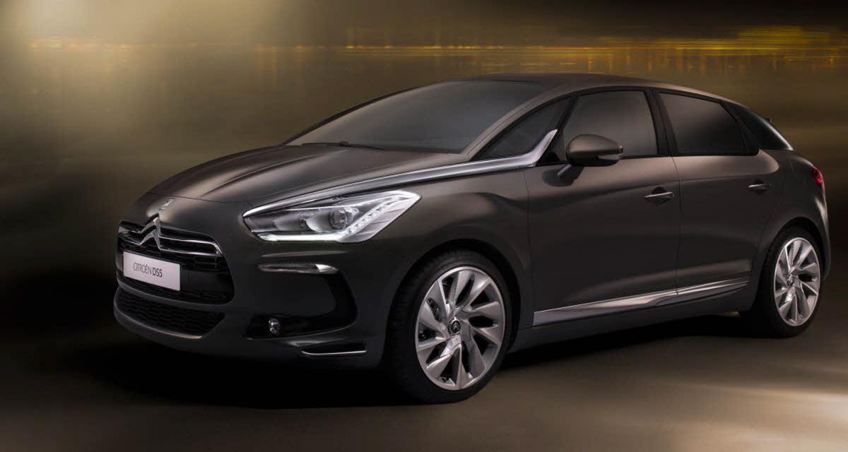 Citroën DS5 : la vidéo officielle