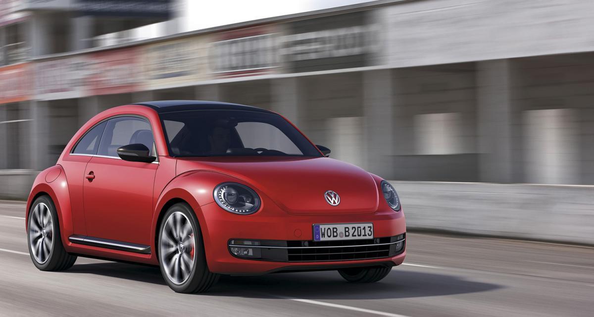 Shanghai 2011 : Volkswagen Beetle