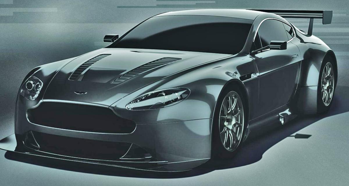 Aston Martin Vantage GT3 : croqueuse d'espace