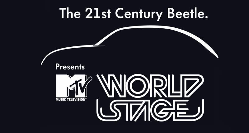 Volkswagen New Beetle : le 18 avril sur MTV
