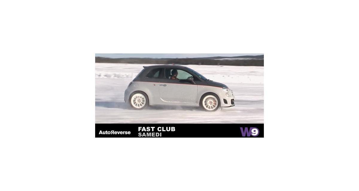 Zapping TV Autonews : Citroën DS3 WRC, Fiat 500 et Smart Fortwo boule à facettes