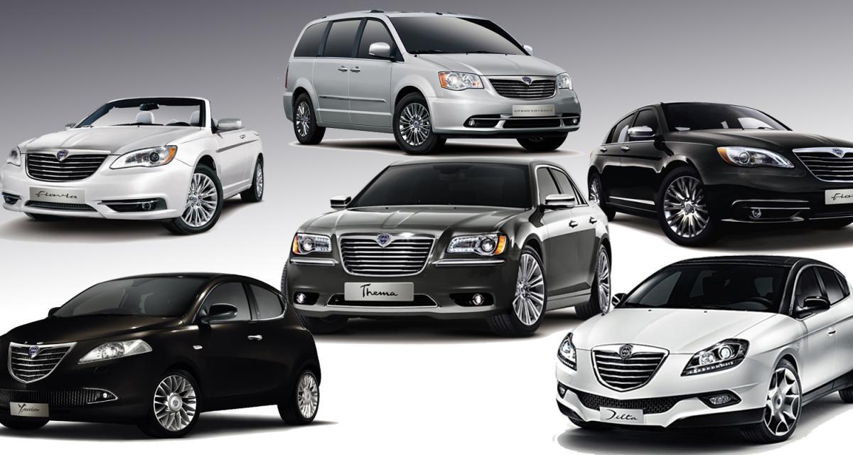 Genève 2011 : Lancia, l'Ypsilon et puis s'en va