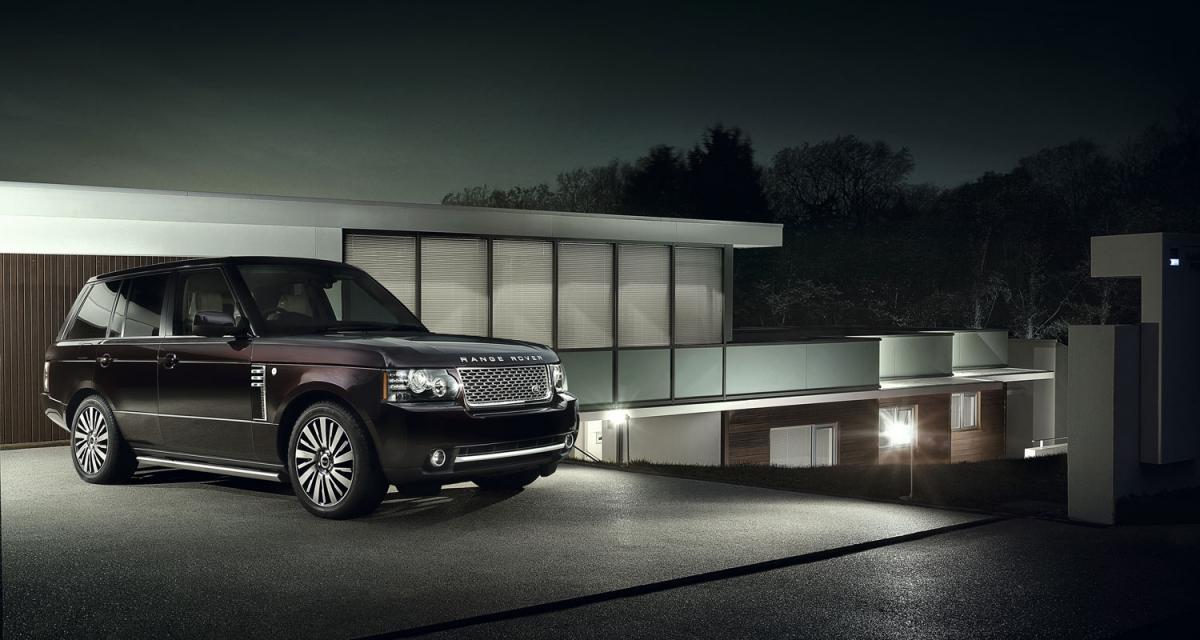 Genève 2011 : Range Rover Autobiography Ultimate Edition