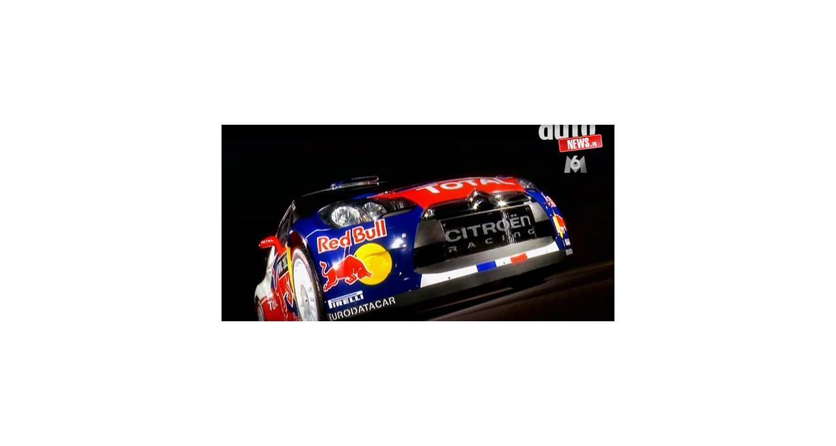 Zapping TV Autonews : Dakar, Sébastien Loeb et Miss France