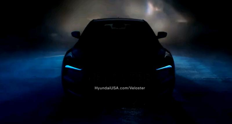 Detroit 2011 : Hyundai Veloster