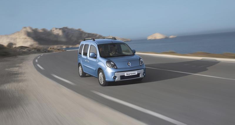 Renault Kangoo Génération 2011 : coup de jeune