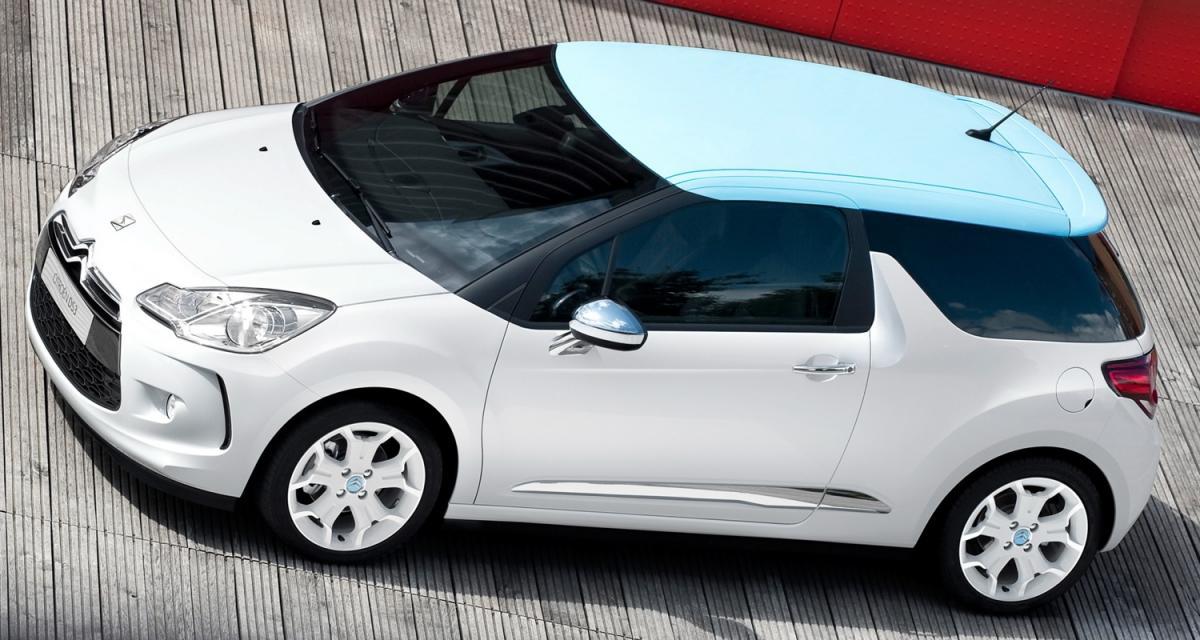Retour sur l'année 2010 : essai vidéo de la Citroën DS3 à Paris