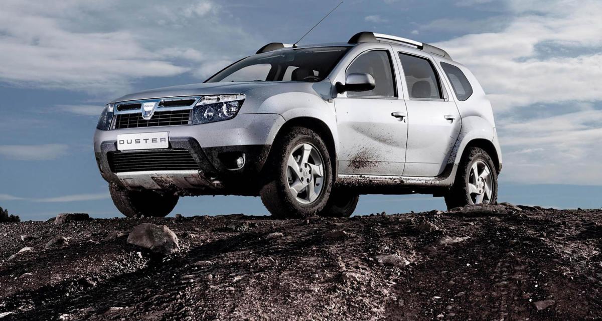 Top des essais vidéos 2010 : Dacia Duster