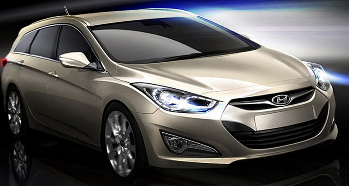 Hyundai i40, un cran au dessus