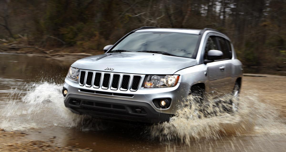 Jeep Compass 2011 : le suiveur