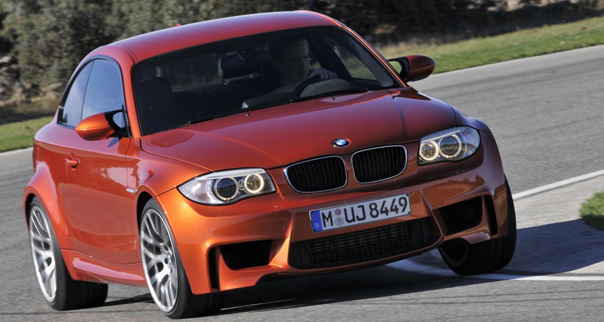 BMW Serie 1 M Coupé : 340 chevaux sous le sapin