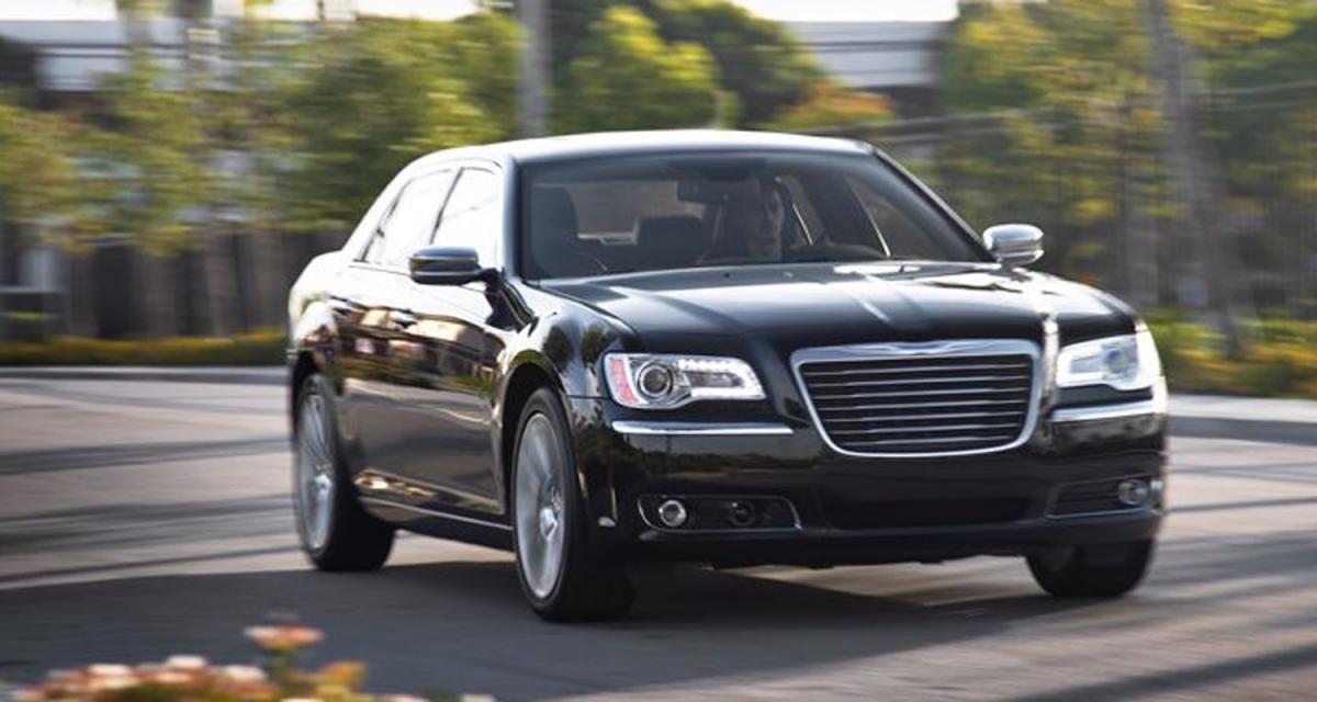 Salon de Detroit 2011 : nouvelle Chrysler 300C