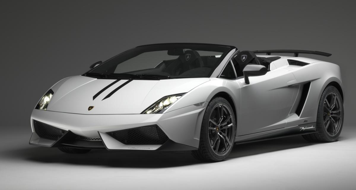 Los Angeles 2010 : Lamborghini Gallardo LP 570-4 Spyder Performante