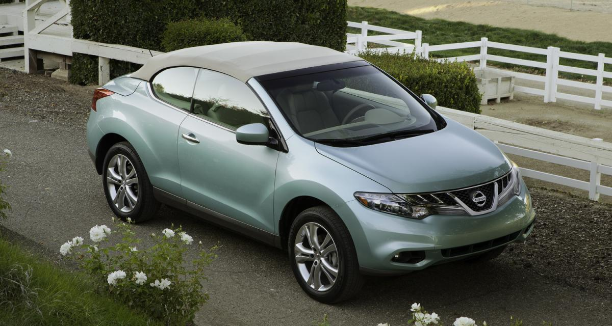 Los Angeles 2010 : Nissan Murano CrossCabriolet