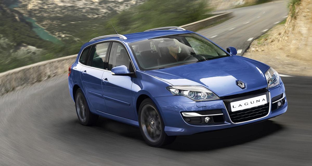Essai vidéo : Renault Laguna restylée