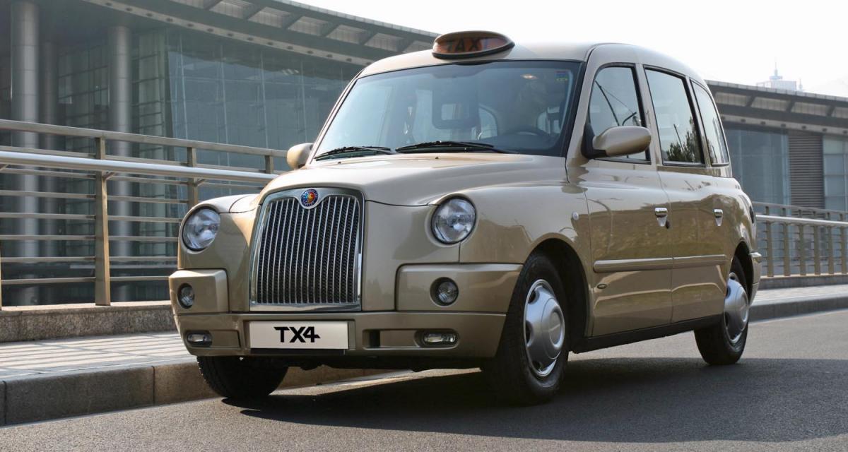 Les taxis londoniens à l'assaut de la France