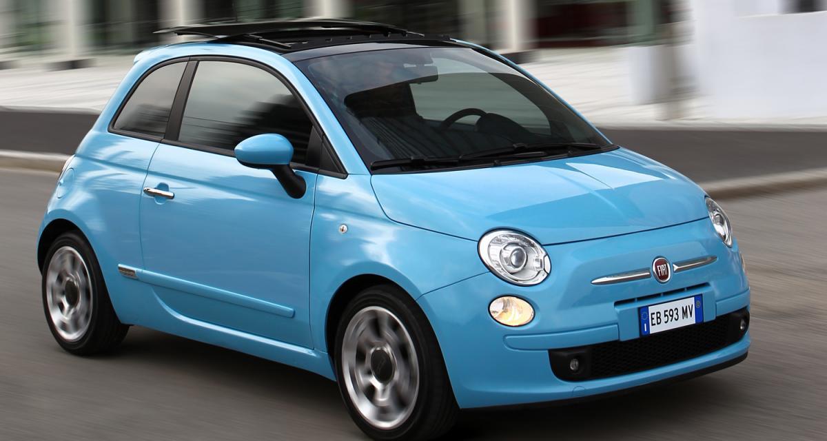 Essai : Fiat 500 TwinAir en vidéo