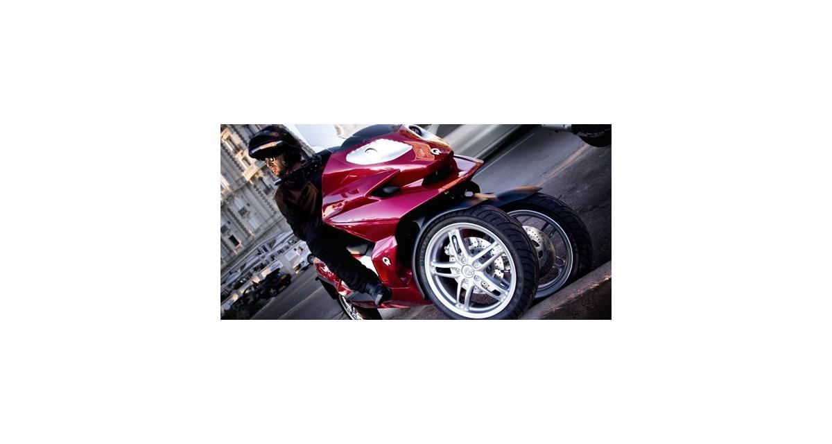 Quadro 4D, le scooter à quatre roues