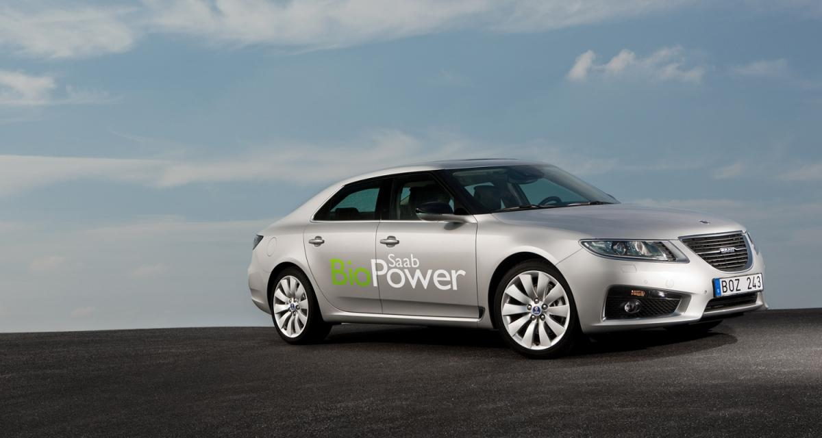 Saab : une gamme 2011 plus verte