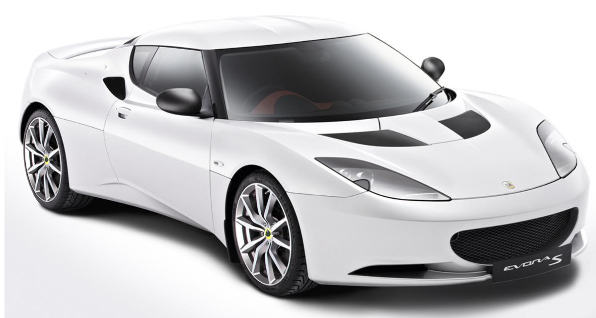 Mondial de l'Automobile : Lotus Evora S et IPS