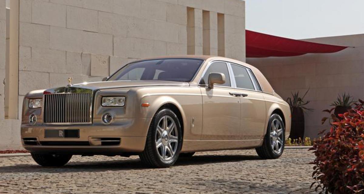 Rolls-Royce fait la cour à Abu Dhabi