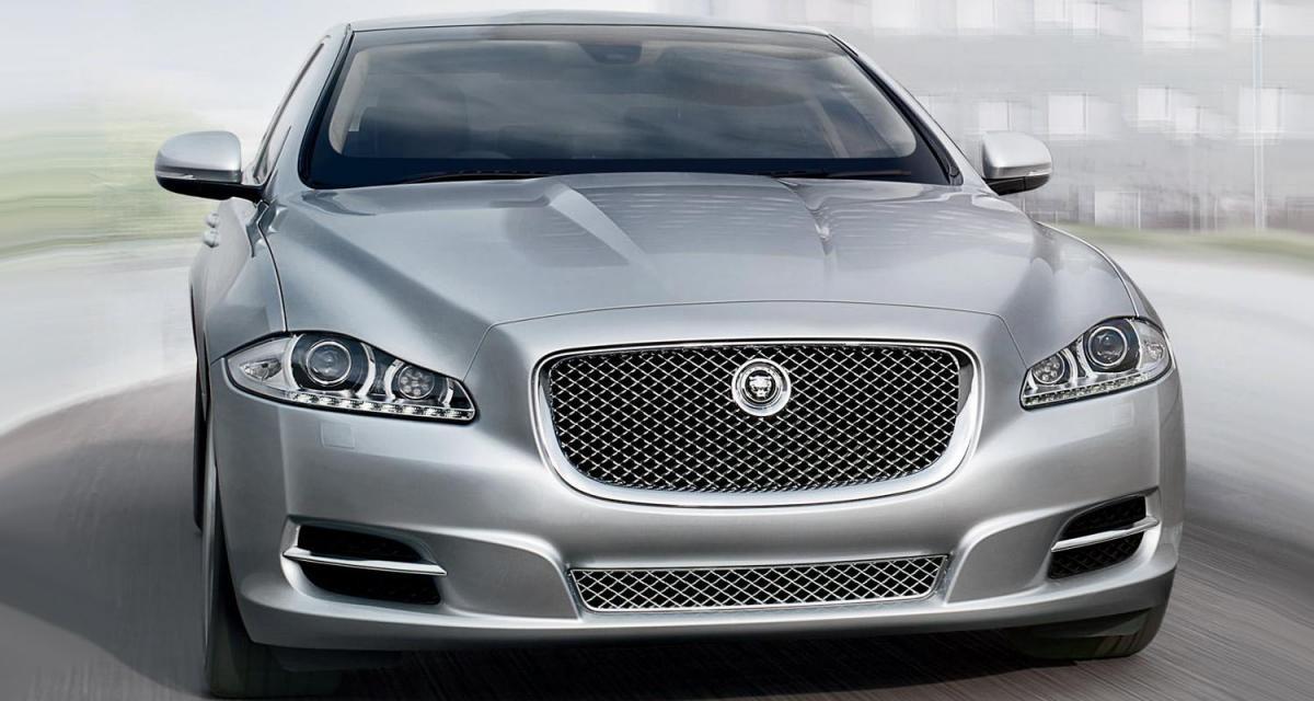 Jaguar XJ Sentinel : bienvenue en oligarchie