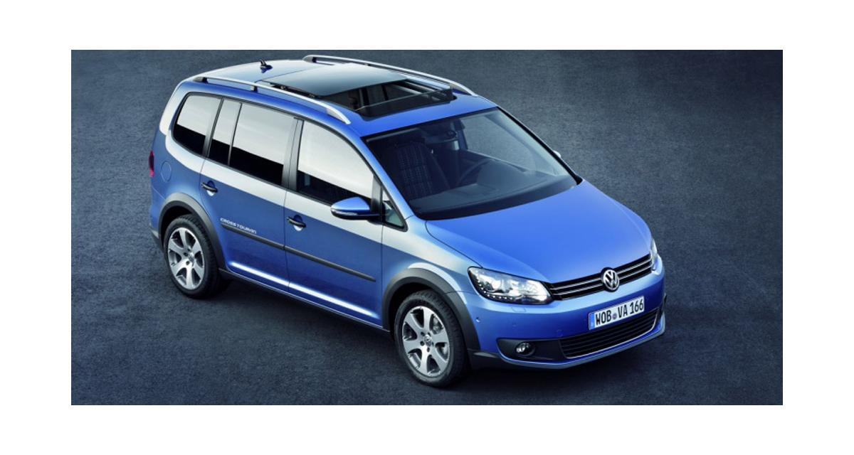 Volkswagen CrossTouran : pirouette mercatique