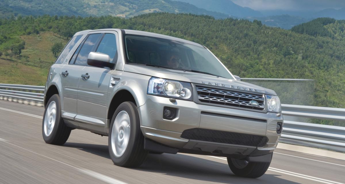 Land Rover Freelander 2 eD4 : appâter le client