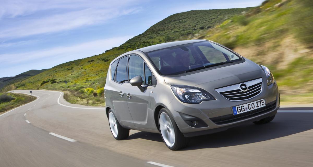 Essai vidéo : Opel Meriva