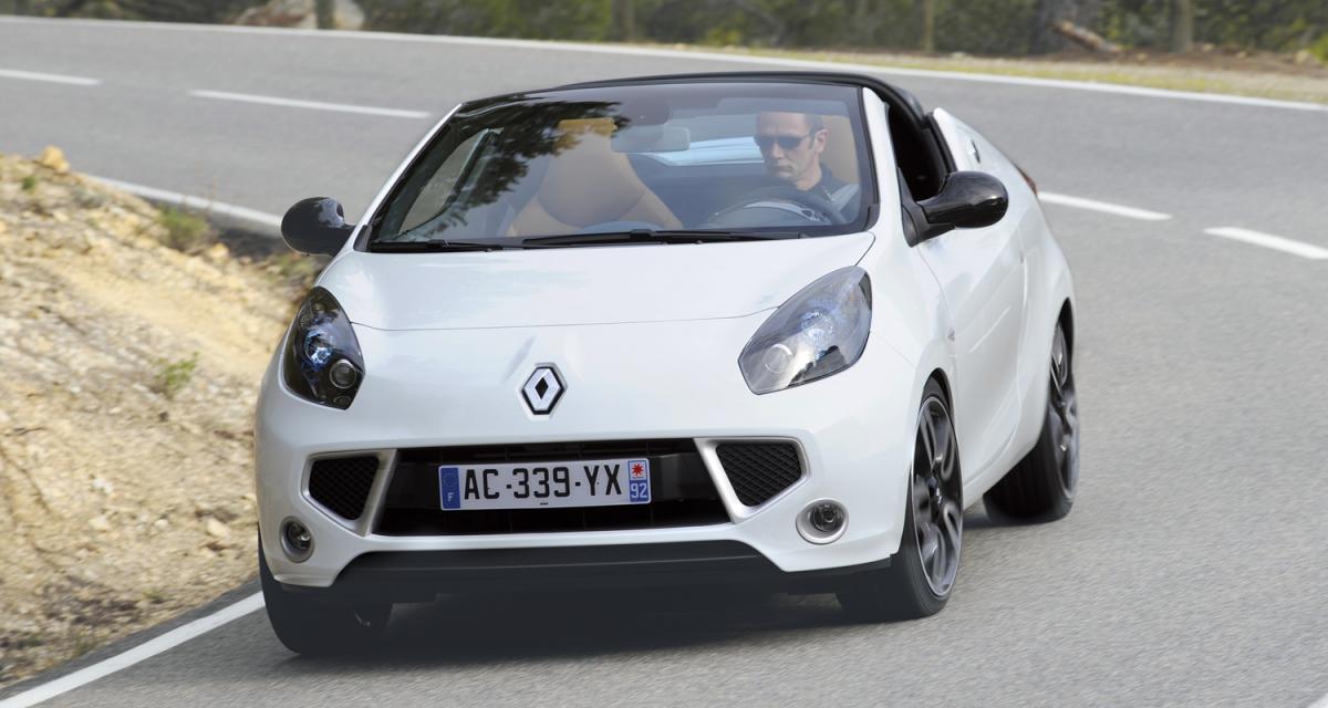 Essai vidéo : Renault Wind