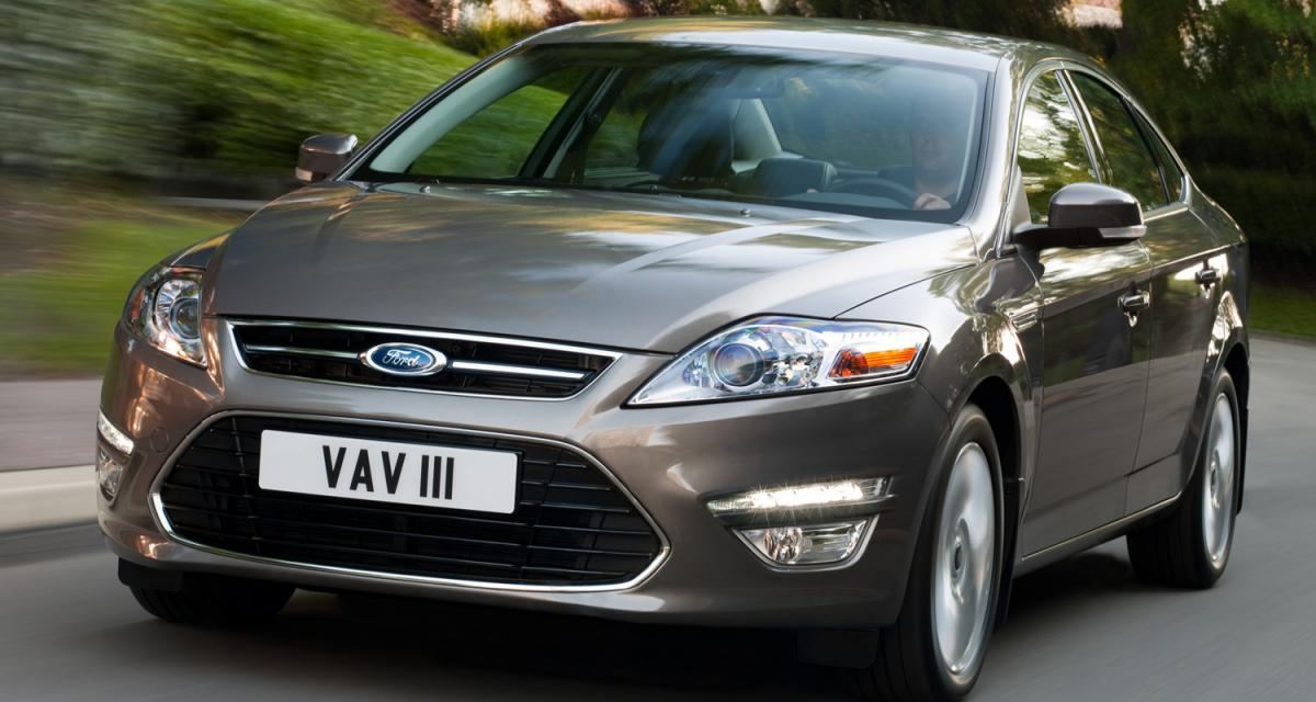Ford Mondeo restylée : familiale affirmée