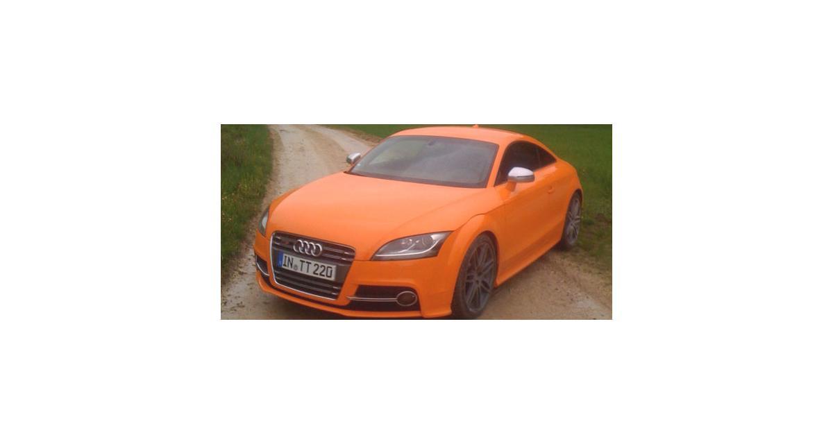 Essai vidéo : Audi TTS 2010