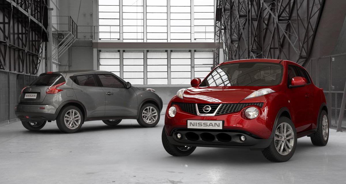 Nissan Juke : à partir de 16 490 €