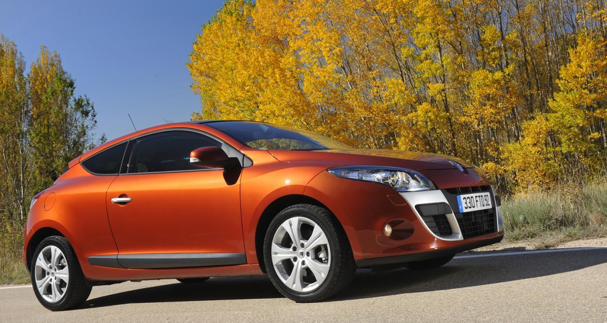 Renault-boîte EDC : la Mégane adopte le double embrayage