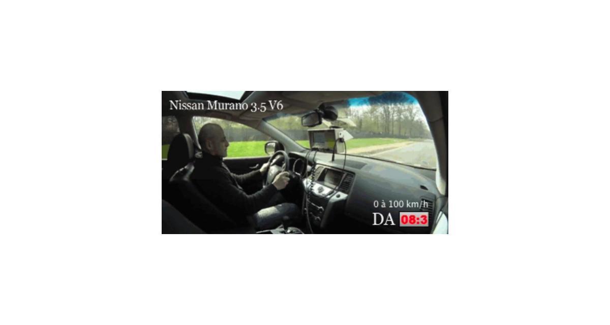 Vidéo Auto Moto : le 0 à 100 km/h à Montlhéry