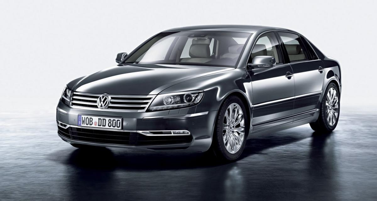 Pékin 2010 : Volkswagen Phaeton