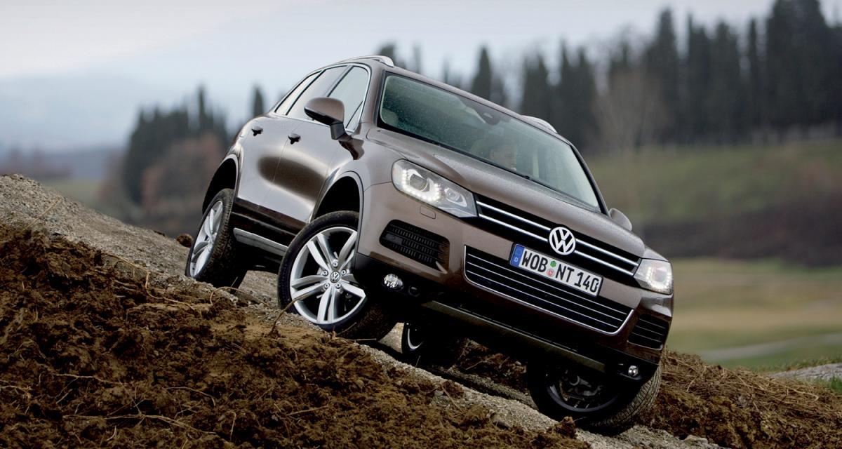 Volkswagen Touareg II : notre essai vidéo