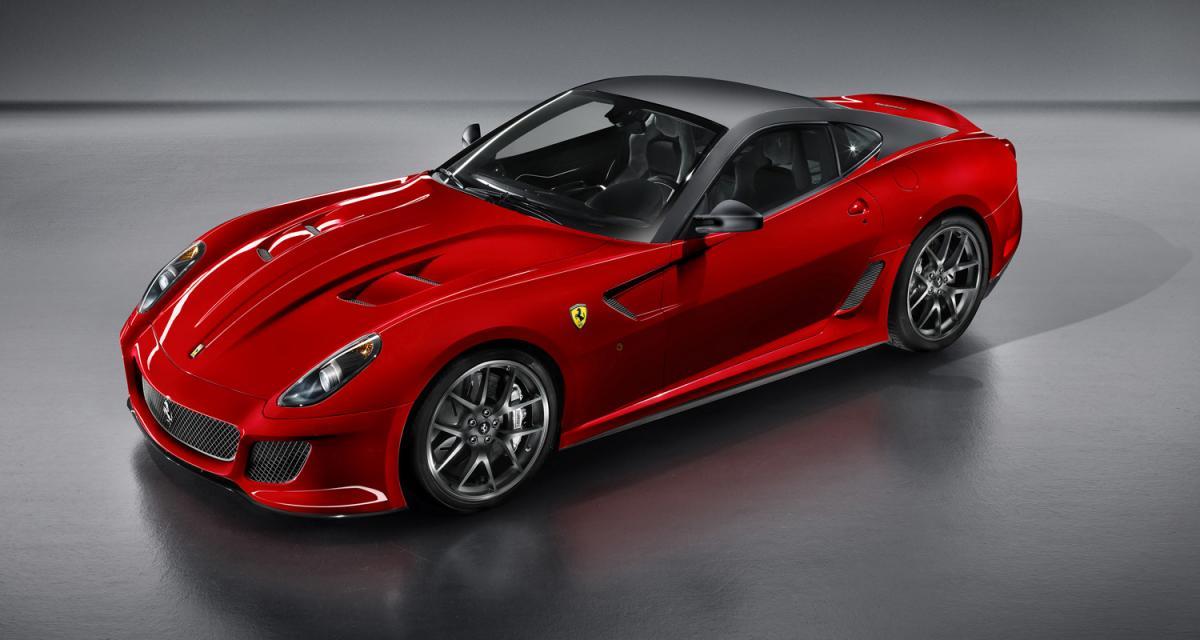 Ferrari 599 GTO : l'insolent galop